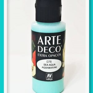 Vallejo Arte Deco Color Sea Blue VAL85076 60m