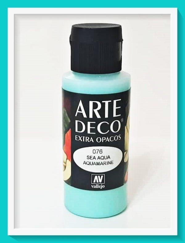 Vallejo Arte Deco Color Sea Blue VAL85076 60m