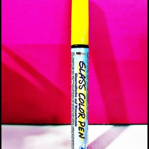 Kreul Glass ColorPen Yellow D-0342651