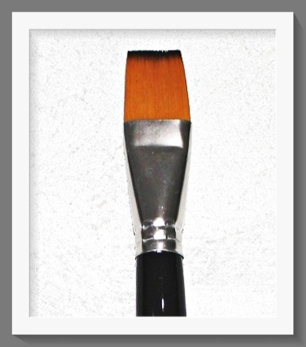 Πινέλο LG Πλακέ Ε-0903108 Νο 16 Συνθετικό
