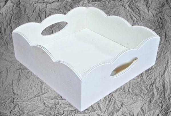 Ξύλινη Ψωμιέρα LG87310 19x19x7cm
