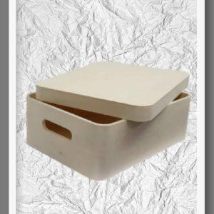 Ξύλινο κουτί  LG87725B 26x19x10cm