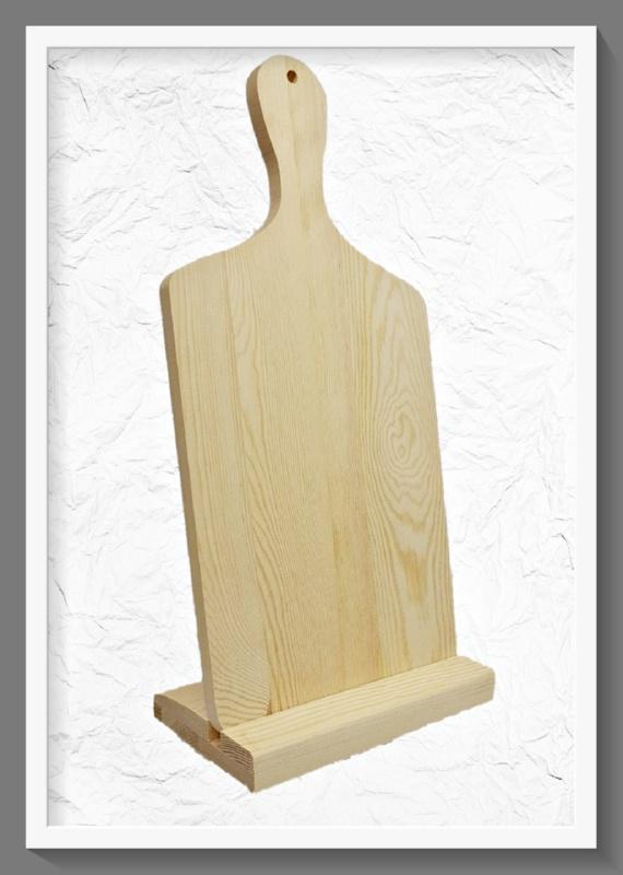 Ξύλο Κοπής με Βάση LG87781 41x21x1.2cm