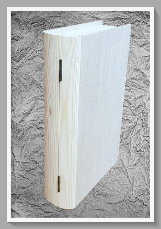 Κουτί σε σχήμα βιβλίο LG87863 23x15x5.5cm