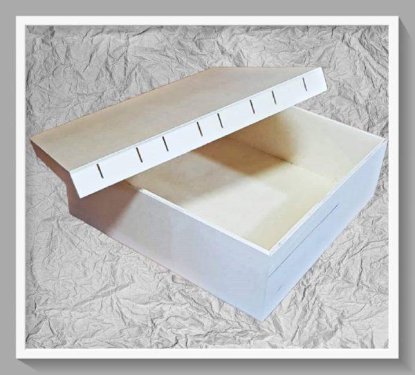 Ξύλινο Κουτί LG87878 31.5x31.5x10cm