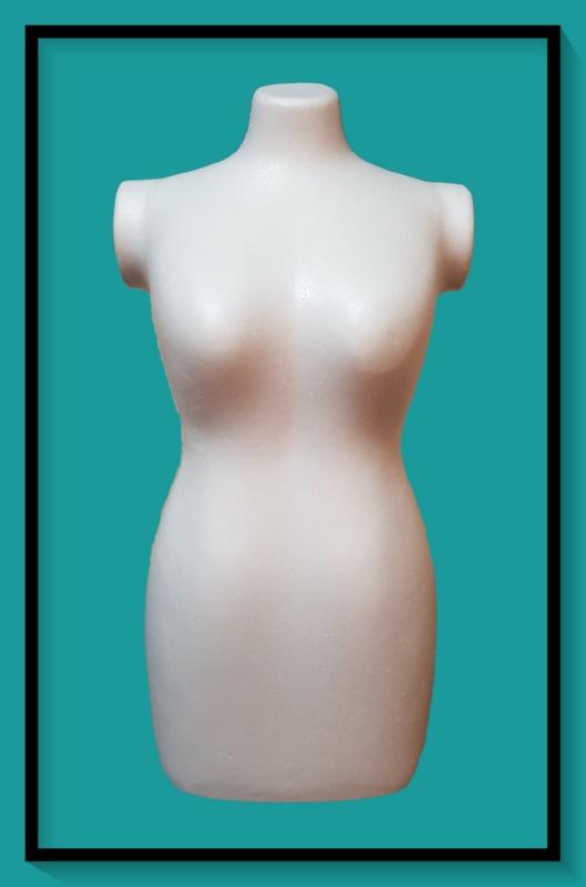 Μπούστο Γυναικείο Φελιζόλ DF00355 35x17cm