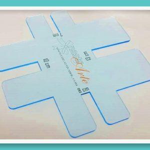 Εργαλείο Plexiglass για Φιόγκους DF00431