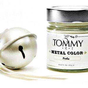 CHALK BASED MT140010 ACRYLIC PAINT 140ML METAL PEARL