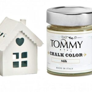 CHALK BASED SH140115 ACRYLIC PAINT 140ML MILK