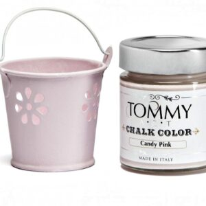 CHALK BASED SH140410 ACRYLIC PAINT 140ML CANDY PINK