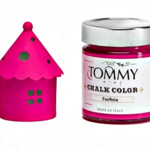 CHALK BASED SH140490 ACRYLIC PAINT 140ML FUCHSIA