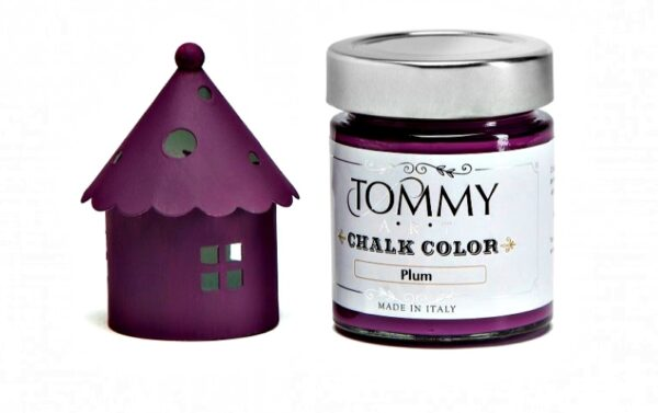 CHALK BASED SH140540 ACRYLIC PAINT 140ML PLUM
