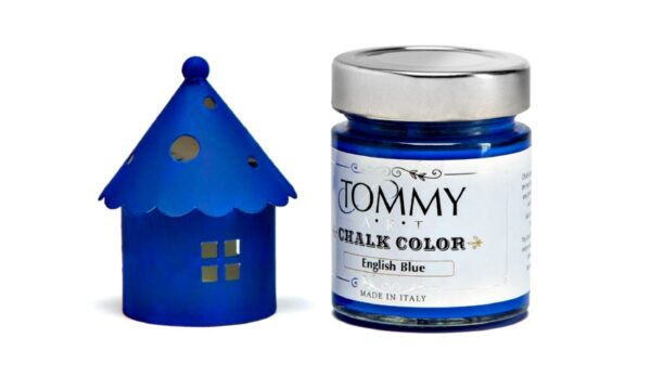 CHALK BASED SH140630 ACRYLIC PAINT 140ML ENGLISH BLUE