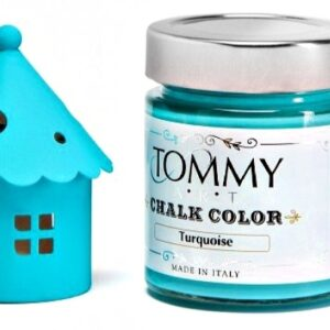 CHALK BASED SH140700 ACRYLIC PAINT 140ML TURQUOISE