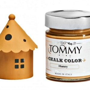 CHALK BASED SH140820 ACRYLIC PAINT 140ML HONEY