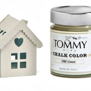 CHALK BASED SH140910 ACRYLIC PAINT 140ML OLD LINEN