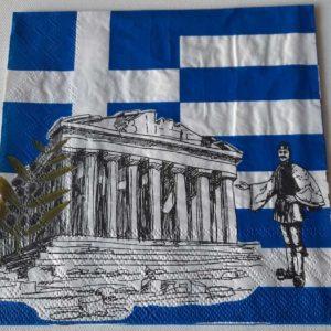 ΧΑΡΤΟΠΕΤΣΕΤΑ ΓΙΑ ΝΤΕΚΟΥΠΑΖ DF00432 33x33cm
