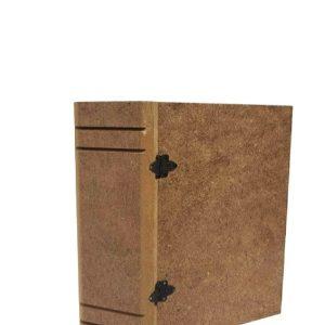 Κουτί σε σχήμα βιβλίο μικρό DF00255  20x15x6.5cm
