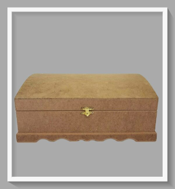 Ξύλινο κουτί μεγάλο DF00303  35x26x14cm