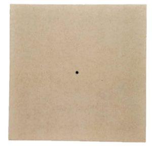 Πάνελ Ρολόι Decofoam αχάρακτο τετράγωνο DF003032 50cmx50cm