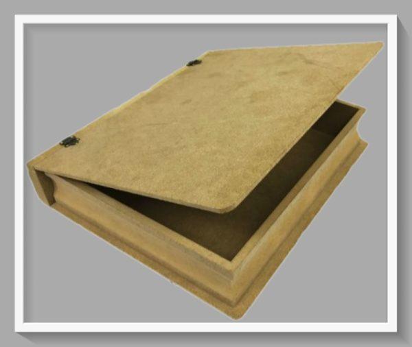 Κουτί σε σχήμα βιβλίο μεγάλο STEKT-39   27x31x7cm