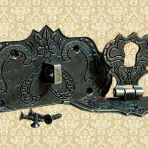 Μεταλλικό Κούμπωμα Αντικέ Σετ 2τμχ DF00349