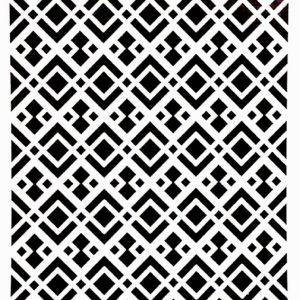 Στένσιλ Decofoam GE050 - 35x25cm