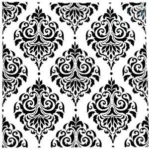 Στένσιλ Decofoam D-0102015 - 50x50cm