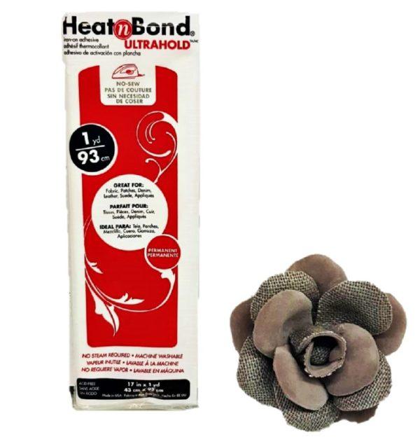 HeatnBond Kόλλα για Υφάσματα  DF00424  93x43cm