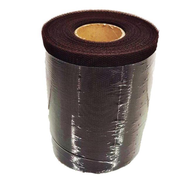 Σκούρο Καφέ Βαμβακερό Ύφασμα 50 μέτρα  DF00440