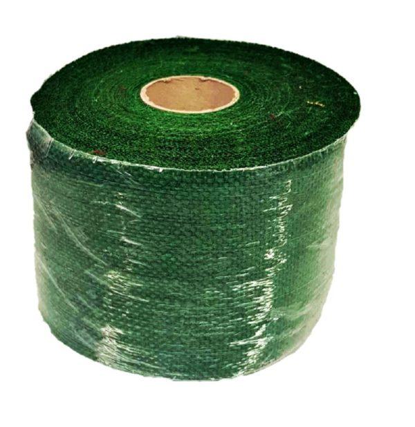 Πράσινη Λινάτσα Βαμβακερή 18 μέτρα  DF00453