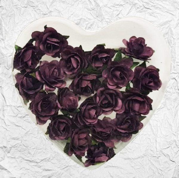Διακοσμητικά Λουλούδια DF00474 30mm