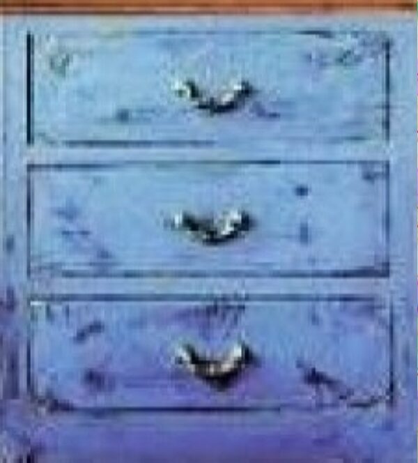 Pinty Plus Σπρέι Κιμωλίας 795 Μπλε Θάλασσας 400ml
