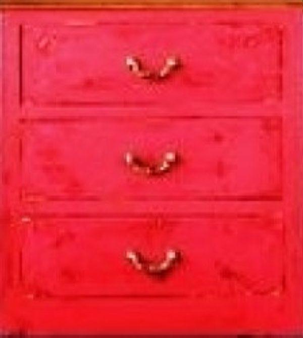 Pinty Plus Σπρέι Κιμωλίας 804 Κόκκινο Βελουτέ 400ml