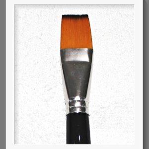 Πινέλο LG Πλακέ Ε-0903102 Νο 2 Συνθετικό