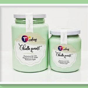 Χρώμα Κιμωλίας Tcolors Mint 175ml D-7946340D-7946340