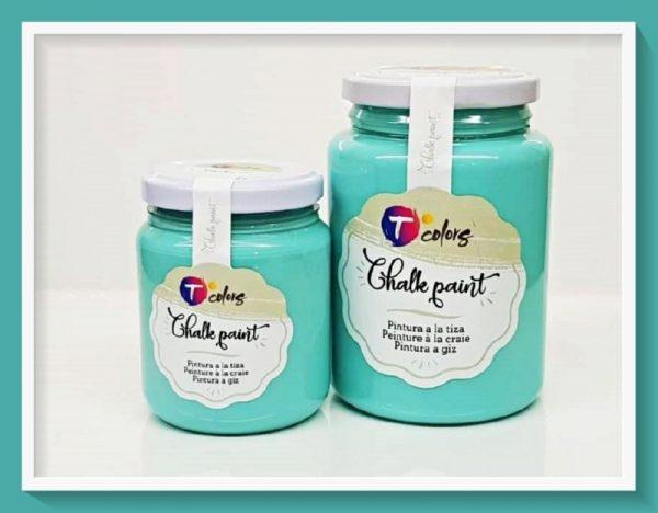 Χρώμα Κιμωλίας Tcolors Turquoise 175ml D-7946357