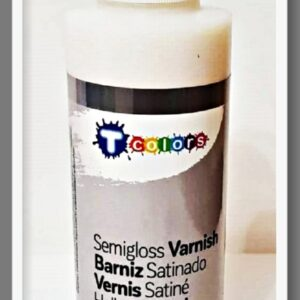 Tcolors Semigloss Βερνίκι D-7947682 125ml