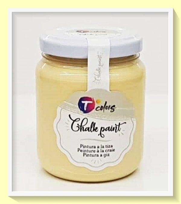 Χρώμα Κιμωλίας Tcolors Vanilla 175ml D-7948528