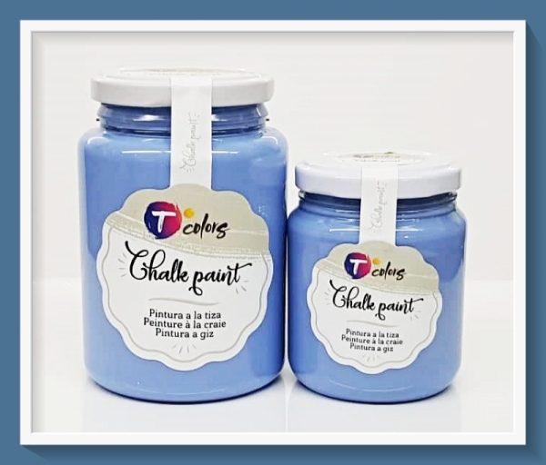 Χρώμα Κιμωλίας Tcolors Mediterranean Blue 175ml D-7948542