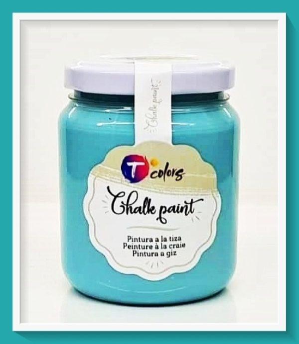 Χρώμα Κιμωλίας Tcolors Aquamarine 175ml D-7948580