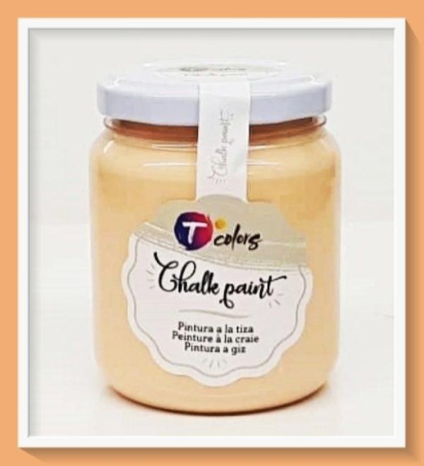 Χρώμα Κιμωλίας Tcolors Soft Peach 175ml D-7948597