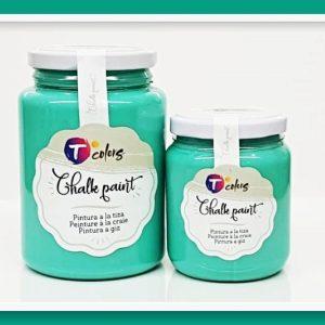 Χρώμα Κιμωλίας Tcolors Jade Green 175ml D-7948672