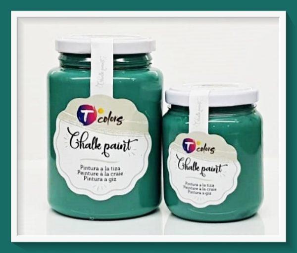 Χρώμα Κιμωλίας Tcolors Teal 175ml D-7948726