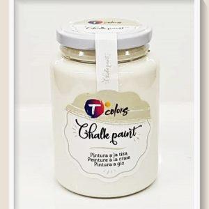 Χρώμα Κιμωλίας Tcolors Off White 400ml D-7951177