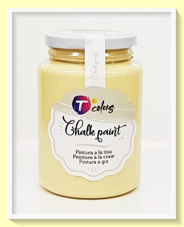 Χρώμα Κιμωλίας Tcolors Vanilla 400ml D-7951184