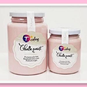 Χρώμα Κιμωλίας Tcolors Vintage Pink 400ml D-7951221