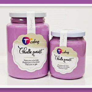Χρώμα Κιμωλίας Tcolors Ash Purple 400ml D-7951245