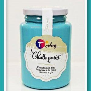 Χρώμα Κιμωλίας Tcolors Aquamarine 400ml D-7951276