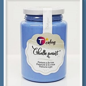 Χρώμα Κιμωλίας Tcolors Mediterranean Blue 400ml D-7951283